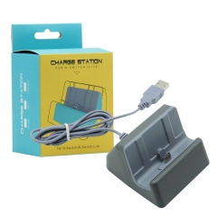 Nintendo switch Lite Charger Dock  gray  color