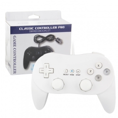 Grip Style Classic Controller for Wii