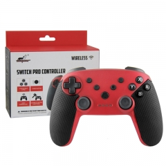 Nintendo Switch Wireless controller With Sensor function RED Color