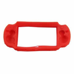 Silicon Case for Playstation PS Vita Console - Red