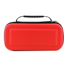 Popular Selling Portable EVA Storage Bag For Nintendo Switch- Red