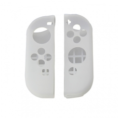 Nintendo Switch Joy-con Protective Skin Cover Soft Silicone Case White