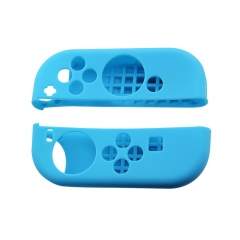 Nintendo Switch Joy-con Protective Skin Cover Soft Silicone Case Blue