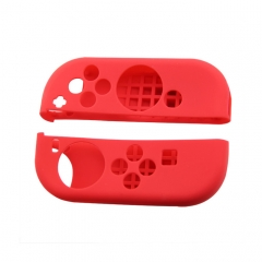 Nintendo Switch Joy-con Protective Skin Cover Soft Silicone Case Red