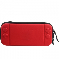 Neutral Hot Selling Portable Hard Storage Cover for Nintendo Switch Carry Bag- Red