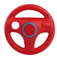 Racing Wheel Controller for Wii- Red