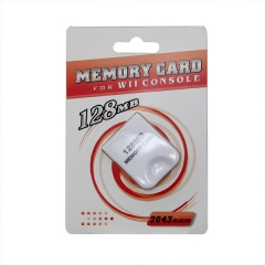 Wii 128M Memory card