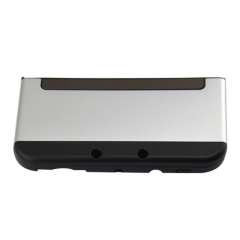 New 3DS Console Aluminum Case- Sliver