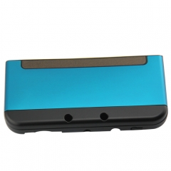 New 3DS Console Aluminum Case- Blue