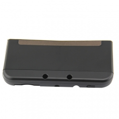 New 3DS Console Aluminum Case- Black