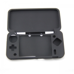 NEW 2DSXL/LL Console Silicone Case- Black