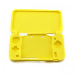NEW 2DSXL/LL Console Silicone Case- Yellow