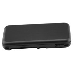 New 2DS XL Console aluminum Case-Black
