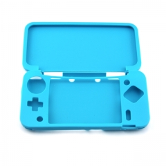 NEW 2DSXL/LL Console Silicone Case- Blue