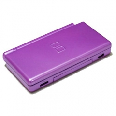 NDS Lite Console Shell (Purple)