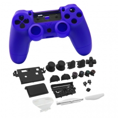 PS4 Slim Controller Full Case Set 4.0 Version Blue