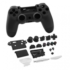PS4 Slim Controller Full Case Set 4.0 Version Black