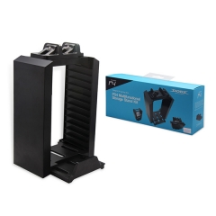 PS4 Multifunctional Storage Stand kit without charger station