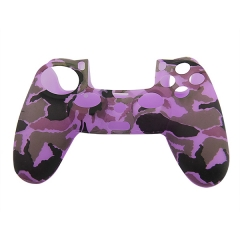 New Silicone Skin Case for PS4 Controller Purple