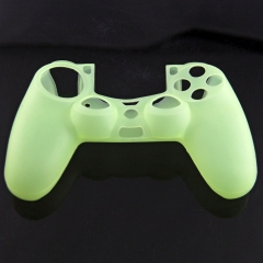 Silicone Skin Case for PS4 Controller- Green