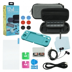 Switch Lite Console 12 in 1 Accessories Set