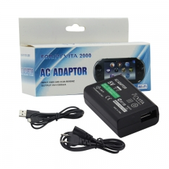 PS Vita 2000 ac adapter with usb cable (US Version)
