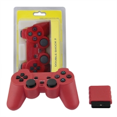 Wireless Controller For PS2 -Red