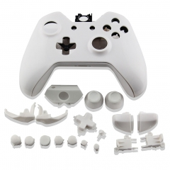 Replacement Controller Case Shell for Xbox One- White