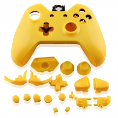 Replacement Controller Case Shell for Xbox One- Yellow