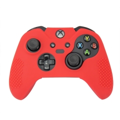XBOX One Controller  Silicone Case- Red