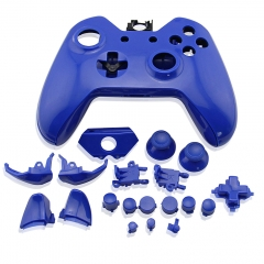 Replacement Controller Case Shell for Xbox One- Blue