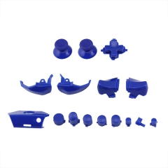 Full Button Sets Mod Kits for XBOX ONE Controller - Blue