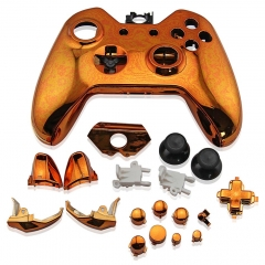Housing Case for Xbox One Controller-Electroplating Orange
