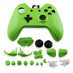 Replacement Controller Case Shell for Xbox One- Green