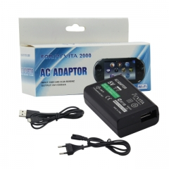 PS Vita 2000 ac adapter with usb cable (EU Version)