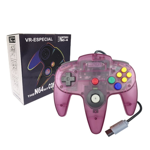 N64 Joypad  Purple color