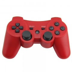 PS3 Wireless Controller NEW red color