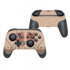 Animal Crossing Nintendo Switch Pro Controller Skin sticker