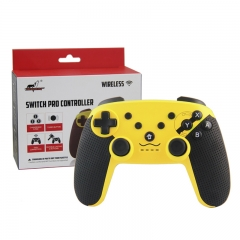 Nintendo SWITCH/PC/Android Bluetooth Controller(yellow)