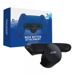 Back button attachment for PS4 controller