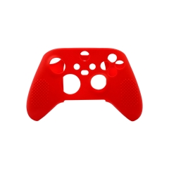 Xbox  Series X Controller Silicon Case-Red