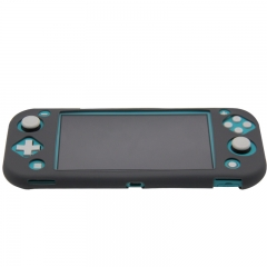 Silicone case for Nintendo switch Lite (gray color)