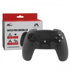 Nintendo Switch/PC/Android Bluetooth Controller With NFC Function (Black Color)
