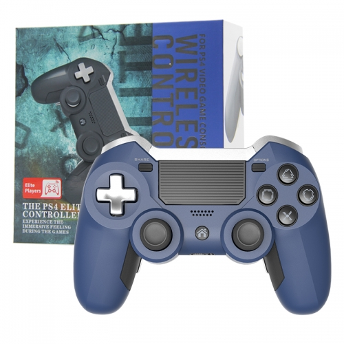 PS4/PC Elite Bluetooth  Controller-Blue