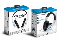 PS5 Headset 7260 with adjustabel E boom MIC