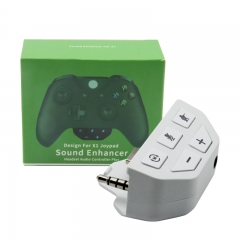 Sound Enhancer For  Xbox one  controller White