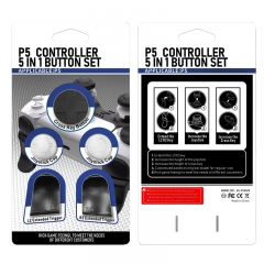 P5 controller 5 in 1 button set