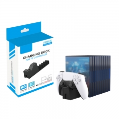 PS5 Controller charging dock set
