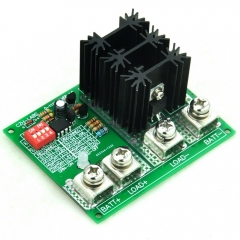 CZH-LABS Low Voltage Disconnect Module LVD, 12V 80A, Protect/Prolong Battery Life.