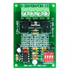 CZH-LABS Low Voltage Disconnect Module LVD, 48V 30A, Protect/Prolong Battery Life.
